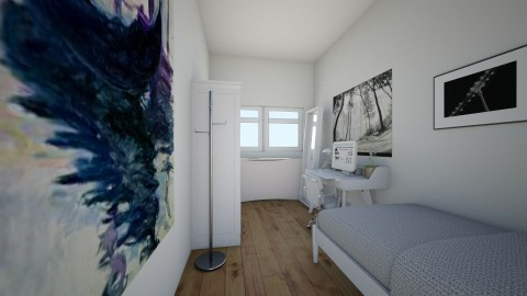 sis - Minimal - Living room  - by kvxa_