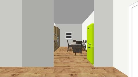 dom - Eclectic - Bathroom  - by xobra