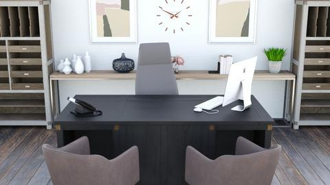 office - Office  - by Tina we will ronovate