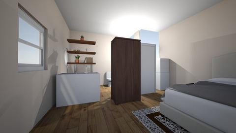 New Room - Modern - by tn4l