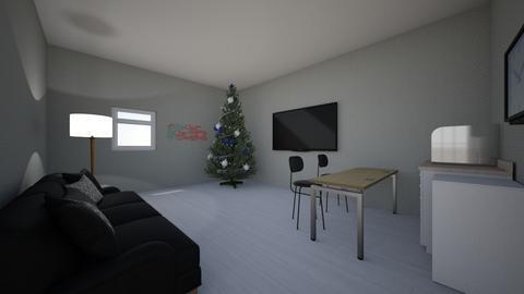 Room 1 - Minimal - Living room  - by harveyC