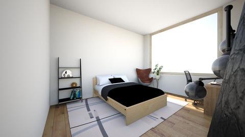 yaz room - Glamour - Bedroom  - by yazmiah98