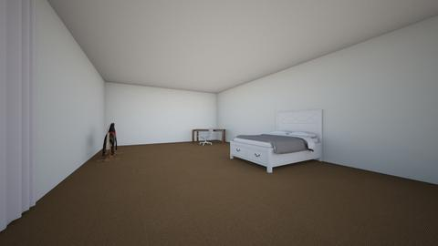 my room - Bedroom - by im terri