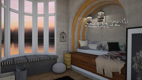 bedroom - Bedroom  - by belly bel bel