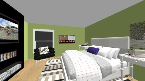 Small Home Bedroom  - by deleted_1519083446_GHinteriordesign