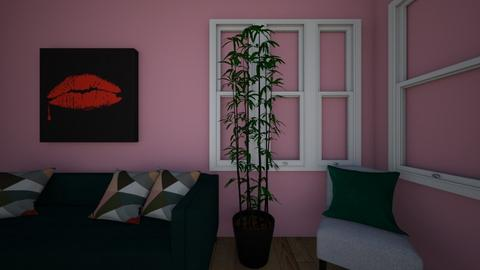 Pastel Living Room - Living room  - by MaiZee20