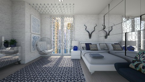 quarto cleann - Bedroom  - by camivieira94