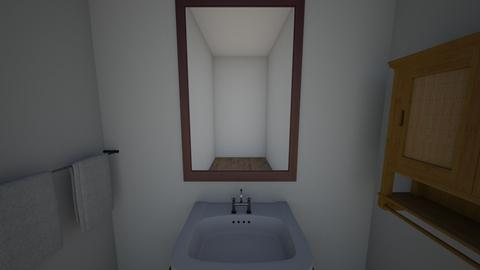 sorens room - Bathroom  - by StanleyEatsCrayons