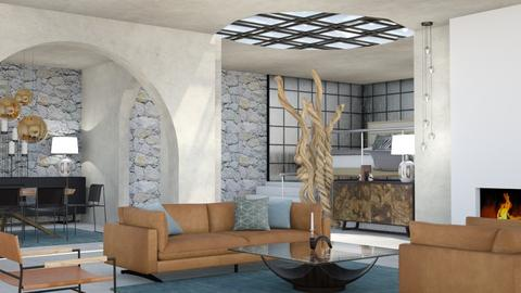 Dr No Design - Modern - Living room  - by jjp513