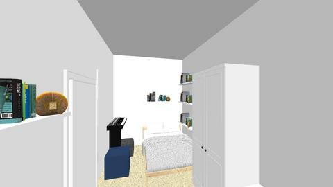 my room - Bedroom - by _Bootje_