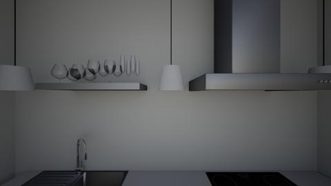bedroom - Kitchen - by 26WardLK