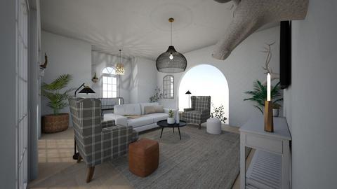 dream living room - Living room  - by rileyhayden