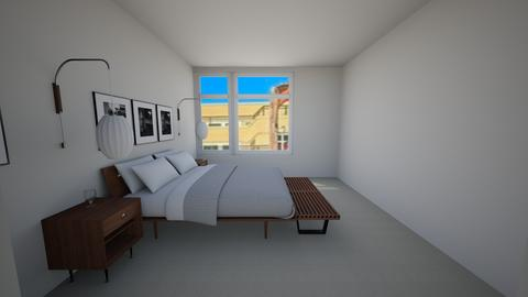 Carmie Hull Master  - Bedroom - by glorentson