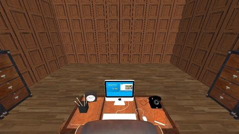 Royal Profession - Rustic - Office - by snwildrose