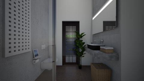 Laundry room - Bathroom  - by lovasemoke