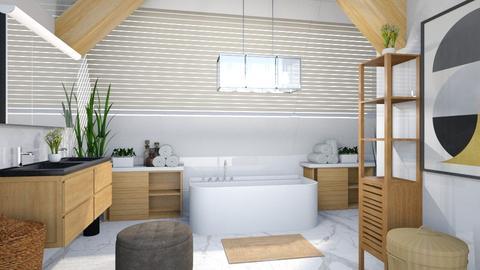 luh - Bathroom  - by iraa