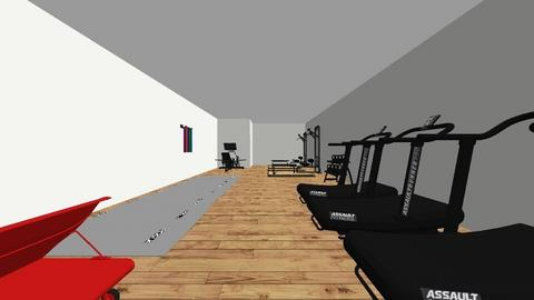 Maynooth Gym - by MSUWelfare