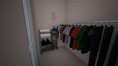 Closet - by jessicajosephinee