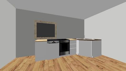 Kuchyne bracha - Kitchen - by mracansky