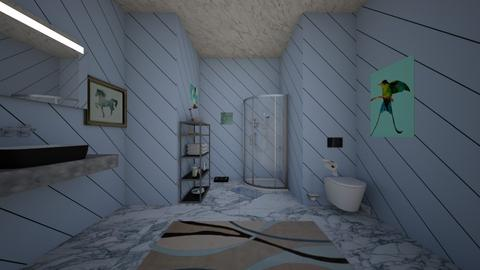 Relaxation - Modern - Bathroom  - by rmoral9662