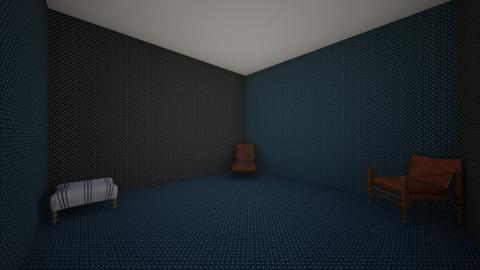 Informally Balanced Room - by Colquettela