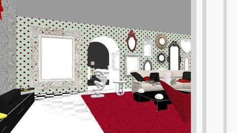 Living Room 3 - by Sasha Noronha