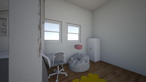 room for kids  - Kids room - by majunia200