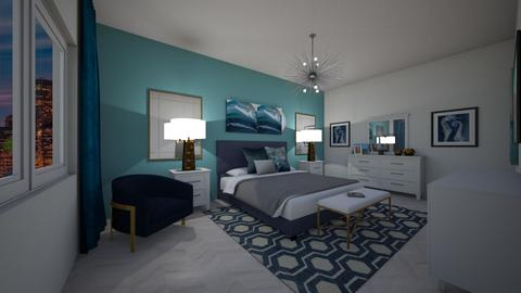 park - Bedroom - by flacazarataca_1