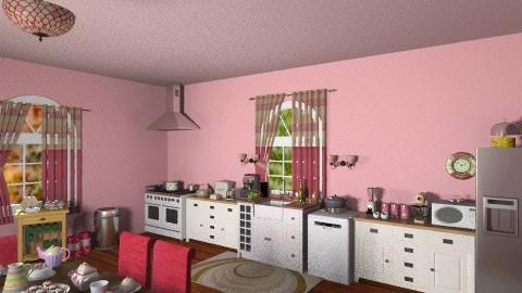 Grannys Sweet Kitchen - Classic - Kitchen  - by AshiraLevana