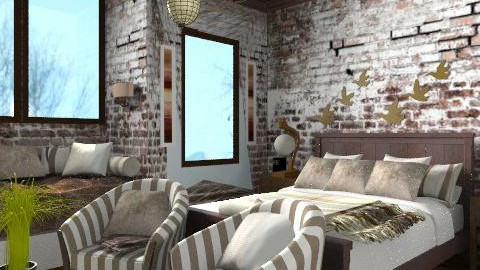 like - Country - Bedroom  - by Cejovic Andrijana