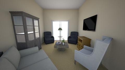 Moms Living Room - Living room  - by Birdman33ca