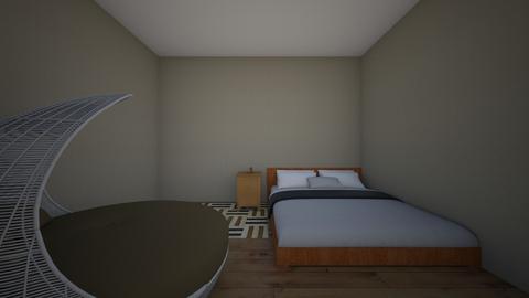 design 1 - Bedroom  - by 23catalanoG