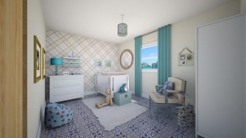 Baby 2 - Kids room  - by Alecio