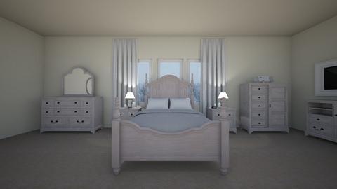 Winter Retreat - Bedroom  - by mspence03