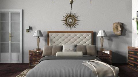 c - Minimal - Bedroom  - by nataliaMSG