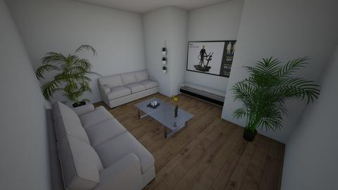 Classic Living Room - Classic - Living room - by ItsHopeRider