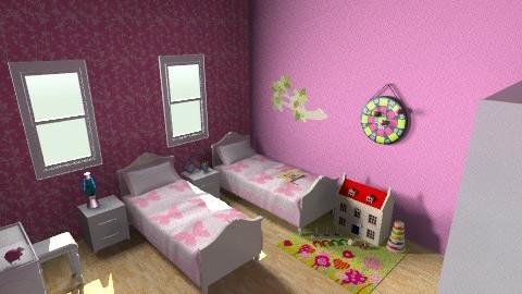 my dream room - Minimal - by nino9122