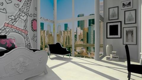 Bedroom Girl  - Eclectic - Office - by ajkaredzepagic
