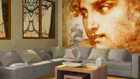 stile italiano 1 - Classic - Living room  - by catcarla