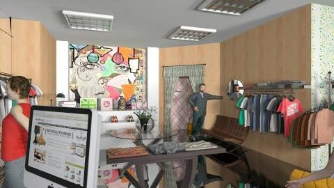 frappe fabe - Modern - Office  - by Veny Mully