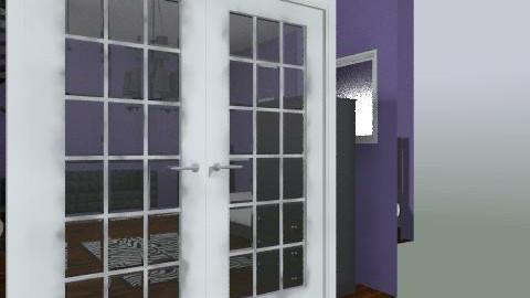 Alyssa Marie - Retro - Bedroom  - by Lyssaalovesyoou