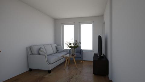 dmek - Living room  - by Panna_Urszula