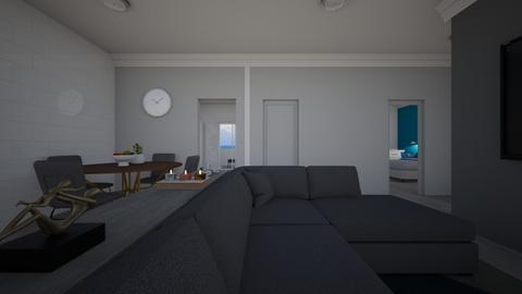 mm - Dining room  - by raissasevero