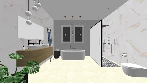 Bathroom1 - Bathroom  - by fergarduza