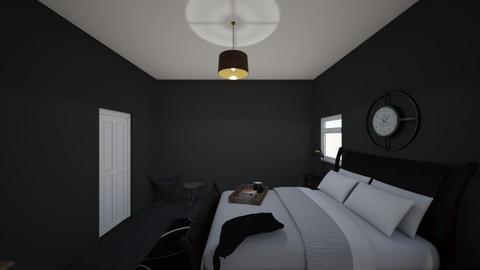 Sullivan Bedroom - Bedroom  - by malgalsully