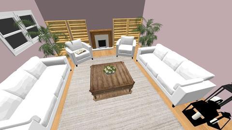 Darrach Family Room - Living room - by cdarrach