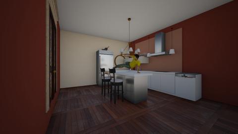 lllllllllllllllllll - Kitchen  - by jaboair