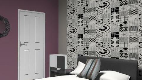gothinc - Retro - Bedroom  - by jess_evans
