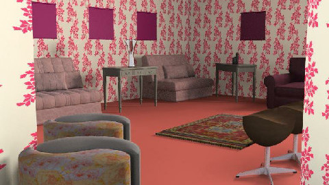 PINK ROOM 11 - Dining Room  - by asifgoldpk