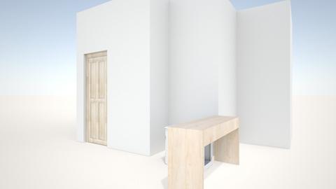 ma room before desk - Bedroom  - by Jasminetoons